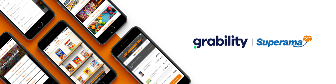 Grability's White Label Grocery App Gives Superama Shoppers the Luxury of Time
