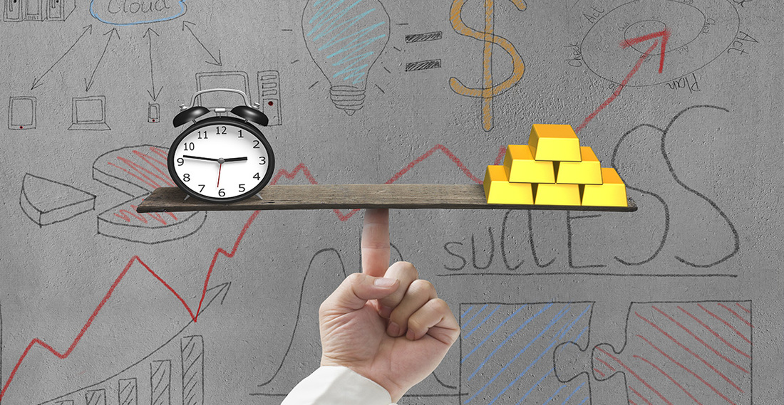 Time vs. Money: The Freelancer's Dilemma and How One Simple Investment Can Give You More of Both