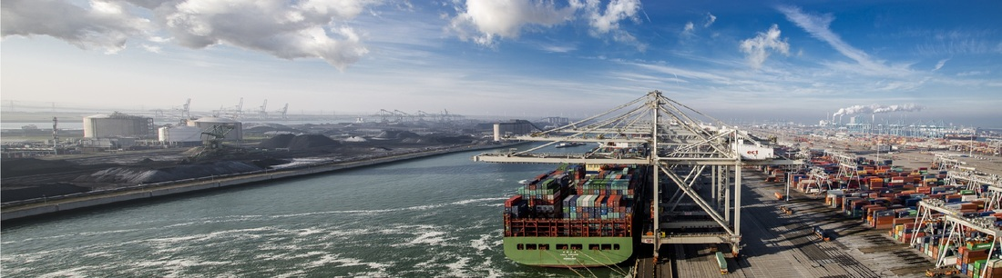 Port of Rotterdam Embraces IoT Revolution with Long-Term Planning and Innovative Technologies