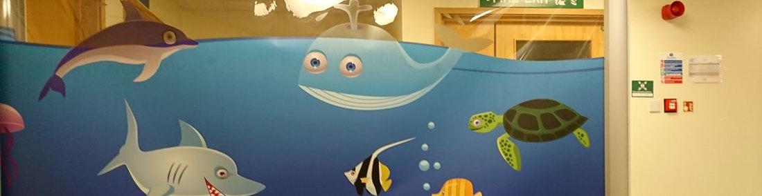 Transforming Community Healthcare Into an Undersea Adventure for Children